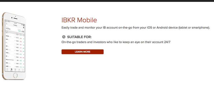 Interactive-Brokers-mobile-app