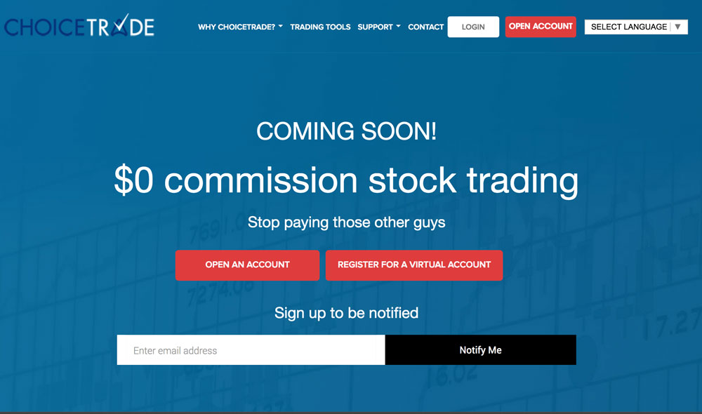 ChoiceTrade Investment Platform Review